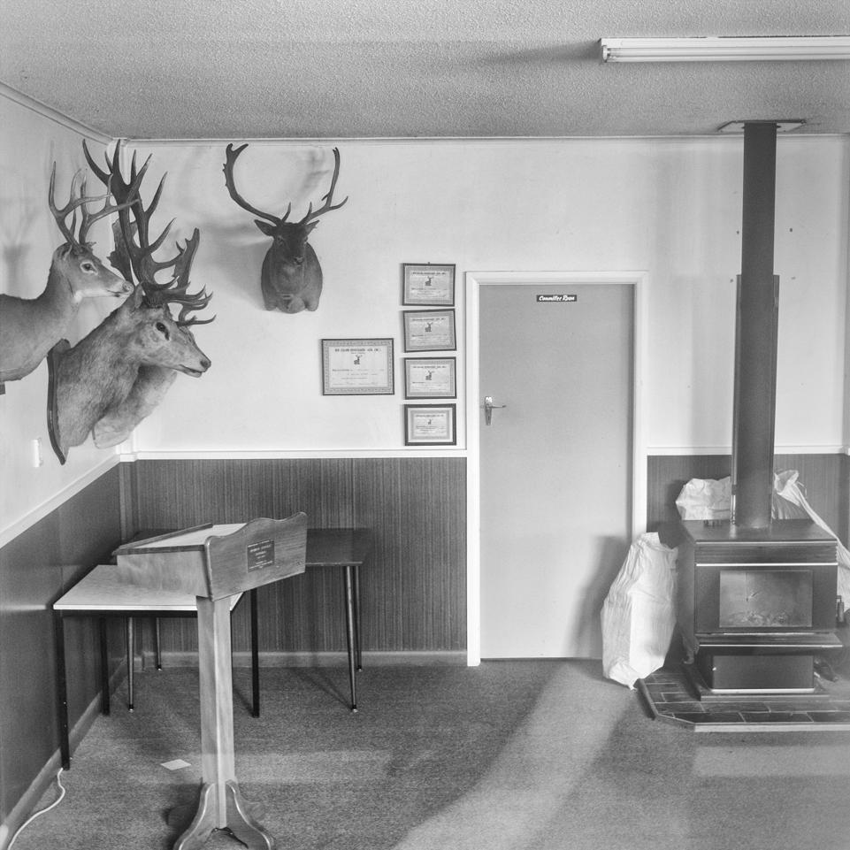 Deerstalkers Clubrooms. Hamilton, New Zealand.